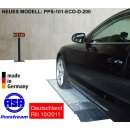 PPS-101-Eco-200, Achslast max. 4t,  2...