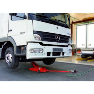 pneumatisch-hydraulischer Rangierwagenheber PL-C-Serie