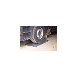 SSP- Sherlane- 1500, Achslast max. 15t,  Schnell-Spurtester ohne Entspannungsplatte, Prüfplattenbreite 990 mm  (nur Prüfplatte zum Anschluss an Prüfstrasse Sherlane)