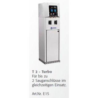 Turbine T2, 1.3 kW Standversion, Hexadust Absaugsystem