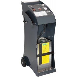 PERFECTA 20 DESIGN PLUS Bremsenwartungsgerät, Der zuverlässige Allrounder im Werkstatt-Alltag, fahrbar