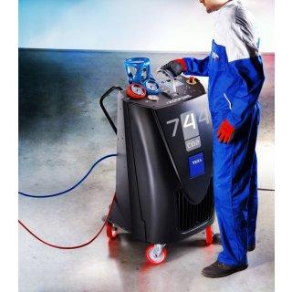 KONFORT 744 (Nur für R744-CO2), Klimaservicegerät Vollautomat TEXA