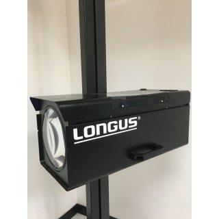 HL-26-DZ mit Laserpointer, schwarz, Scheinwerfereinstellgerät LONGUS